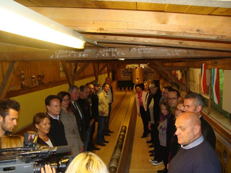 20.05.2010 Kegelbahn