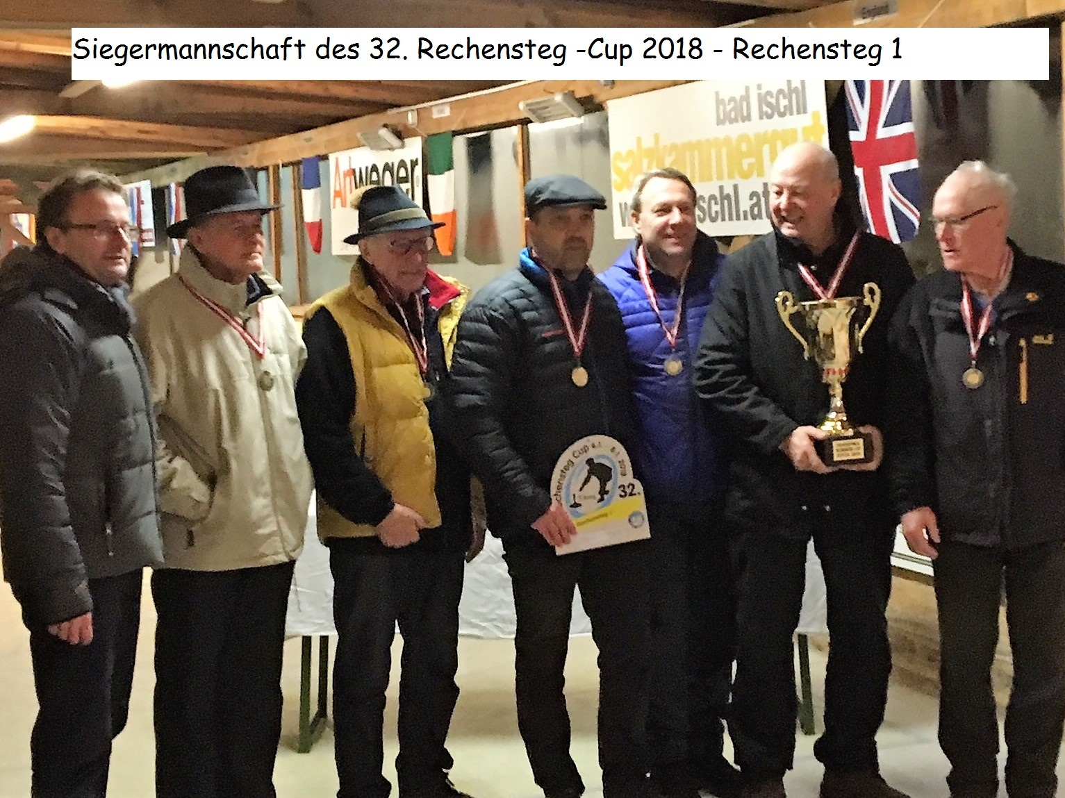 RCup2018 Sieger